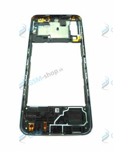 Stred Samsung Galaxy A30s (A307) čierny Originál