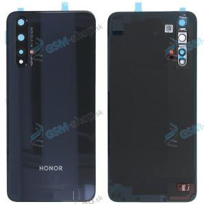 Kryt Huawei Honor 20 batérie zadný čierny Originál