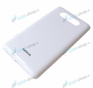 Kryt Nokia Lumia 820 batérie biely Originál