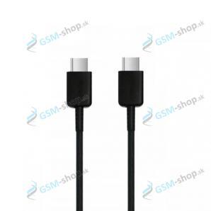 Datakábel Motorola USB-C a USB-C Originál neblister čierny
