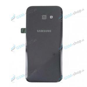 Kryt Samsung Galaxy A5 2017 (A520F) batérie čierny Originál