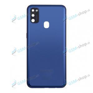 Kryt Samsung Galaxy M21 (M215) batérie modrý Originál