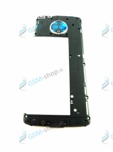 Kryt Lenovo Moto G6 stredu strieborný Originál