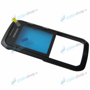 Kryt Samsung B550H predný čierny Originál