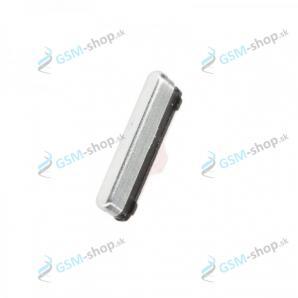 Tlačidlo Samsung Galaxy S10 Lite (G770) pre zapínanie biele Originál