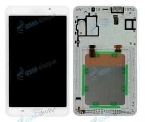 LCD Samsung Tab T280 a dotyk biely s krytom Originál
