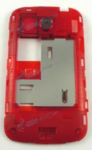 Stred HTC Desire C červený Originál