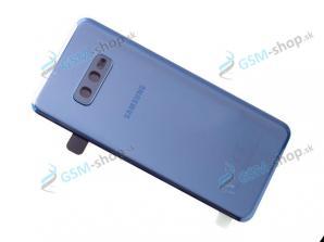 Kryt Samsung Galaxy S10e (G970) batérie modrý Originál