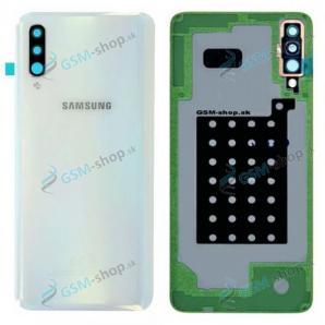 Kryt Samsung Galaxy A70 A705 batérie biely Originál