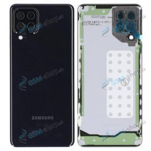 Kryt Samsung Galaxy A22 (A225) batérie čierny Originál
