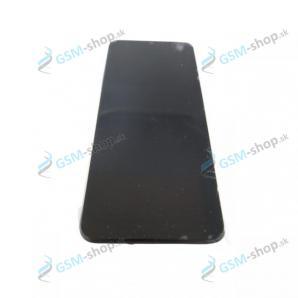 LCD displej Samsung Galaxy A02s (A025F) a dotyk čierny s krytom Originál