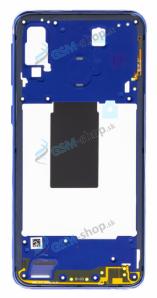 Stred Samsung Galaxy A40 (A405F) modrý Originál