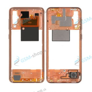 Stred Samsung Galaxy A50 (A505F) ružový Originál