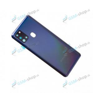 Kryt Samsung Galaxy A21s (A217) batérie čierny Originál