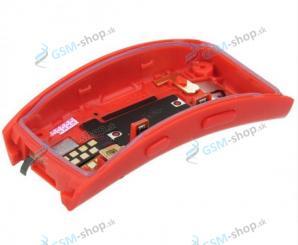 Kryt Samsung R365 Gear Fit 2 Pro zadný červený Originál