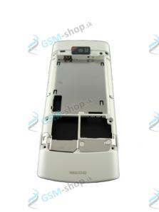 Stred Nokia X3-02 zadný biely Originál