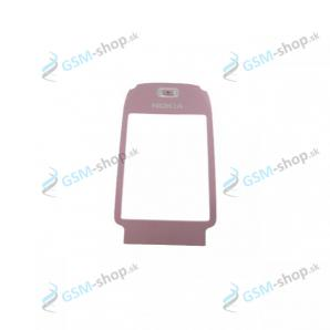 Pliešok okolo LCD Nokia 6131 ružový Originál