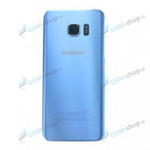 Kryt Samsung Galaxy S7 Edge (G935) batérie modrý Originál