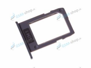 Sim držiak Samsung J530 Dual, J730 Dual strieborný Originál