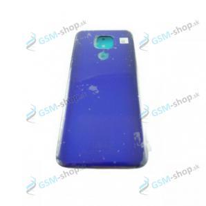 Kryt Motorola Moto G9 Play (XT2083) zadný modrý Originál