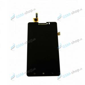 LCD Lenovo P780 a dotyk čierny OEM