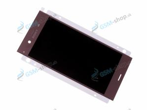 LCD Sony Xperia XZ1 a dotyk ružový Originál