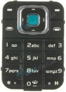 Klávesnica Nokia 7370, 7373 hnedá Originál