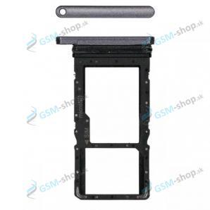 SIM a MicroSD držiak Samsung Galaxy Tab A7 10.4 LTE (T505) čierny Originál
