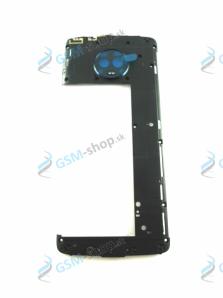 Kryt Lenovo Moto G6 stredu čierny Originál