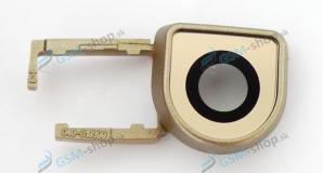 Sklíčko kamery Nokia 8800 Sirocco zlaté Originál