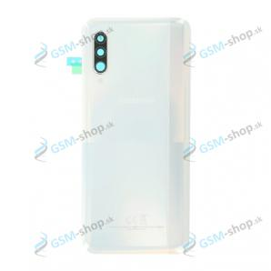 Kryt Samsung Galaxy A90 5G (A908) batérie biely Originál