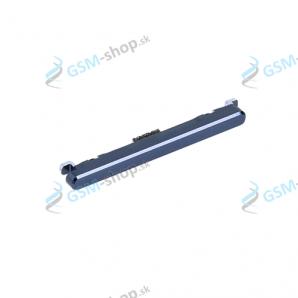 Tlačidlo Huawei Mate 20 pre hlasitosť modré Originál
