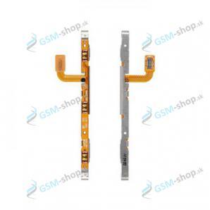 Flex Samsung Galaxy Tab S6 Lite (P610, P615) pre zapínanie a hlasitosť Originál