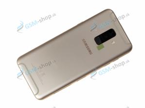 Kryt Samsung Galaxy A6 Plus 2018 A605 batérie zlatý Originál