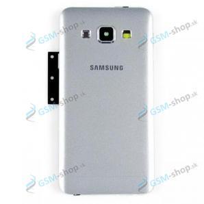 Kryt Samsung Galaxy A3 (A300F) batérie strieborný Originál