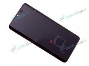 LCD Xiaomi Mi Note 10 Lite a dotyk s krytom čiernym Originál