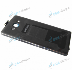 Kryt Samsung A700F Galaxy A7 batérie čierny Originál