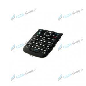 Klávesnica Nokia 6233 čierna Originál