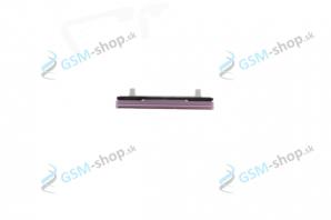 Tlačidlo hlasitosti Samsung Galaxy Note 9 (N960) fialové Originál