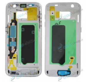 Stred Samsung Galaxy S7 G930F biely Originál