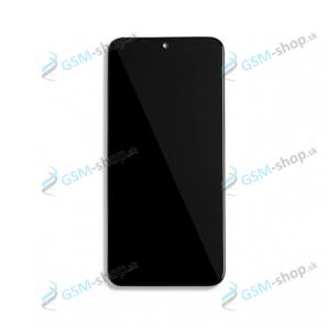 LCD displej Motorola One Zoom (XT2010) a dotyk čierny Originál