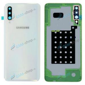 Kryt Samsung Galaxy A30s (A307) batérie biely Originál