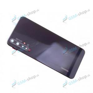 Kryt Huawei Nova 5T batérie zadný čierny Originál