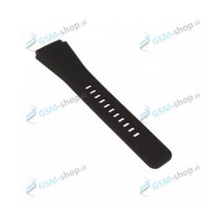 Remienok Samsung Galaxy Watch 46mm (R800, R805) s dierkami čierny - veľkosť L Originál