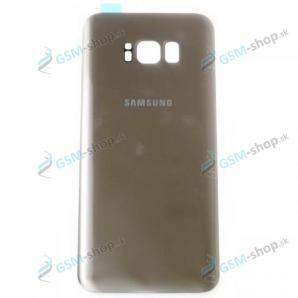 Kryt Samsung Galaxy S8 Plus (G955) batérie zlatý OEM
