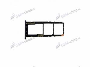 Sim a SD držiak Motorola Moto E6 Play (XT2029) modrý Originál