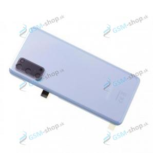 Kryt Samsung Galaxy S20 (G980) batérie modrý Originál