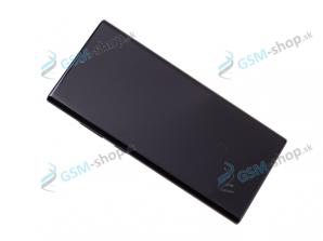 LCD displej Samsung Note 10 Plus (N975) a dotyk s krytom modrým Originál