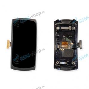 LCD Samsung Galaxy Gear Fit 2 (R360) a dotyk čierny Originál