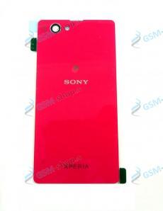 Kryt zadný Sony Xperia Z1 Compact D5503 ružový Originál